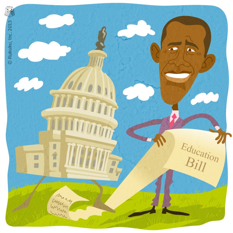 Obama, edtech, higher education reform